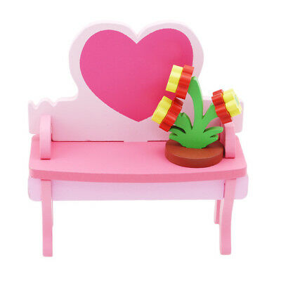 Bed Table Chair Dresser Puzzle Assembly Building for Girls Boys Toddles one
