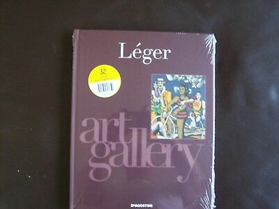 DeAgostini Art Gallery Artists Book Collection # 32 Leger & Fra Angelico