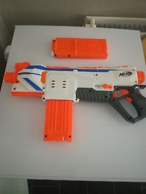 NERF Modulus gun and accessories bundle + Nerf vest and bullets