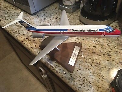 Texas international airlines 1970s travel agent model