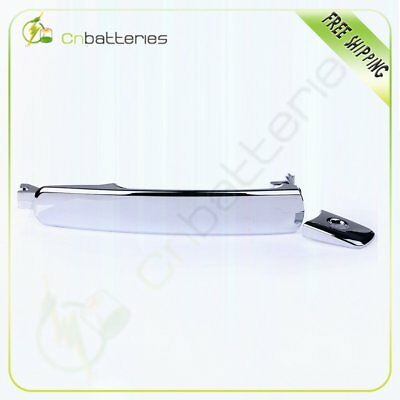 Chrome Outside Outer Front Door Handle LH  for 2003-2008 Nissan &Infinity