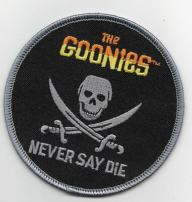 The Patch Goonies Never Say Die 9 Cms Patch