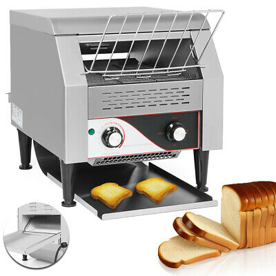 2.2KW Commercial Conveyor Toaster Electric Toaster Restaurant Bagel Food Bread