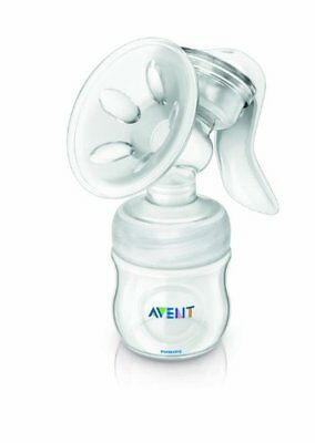 Philips Avent SCF33020 Natural Comfort Breast Pump  Bottle