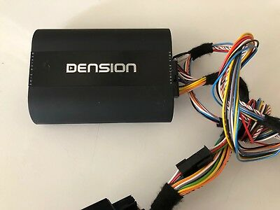 Dension Gateway PRO BT GWP1BM4 iPod iPhone 3GS 4G 4S BMW 3er E46 5er X3 X5 Z4 Z8