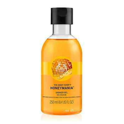 The Body Shop Scented Soap Free Shower Gels 250 ml