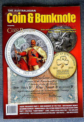 The Australasian Coin and Banknote Magazine,  Volume 13 Month May Year 2010 # 4