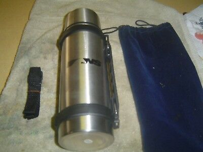 2000 NS NORFOLK SOUTHERN RAILROAD Thermos Bottle, Stainless Steel, Safety Award