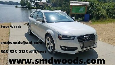 "2014 Audi Allroad  2014 Audi AWD Wagon Allroad ""A4 A6 Q5"" Remarkable Shape! cell/text (508)523-2123"