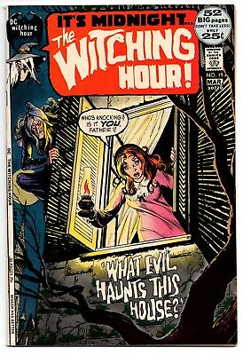 The Witching Hour #19 (Feb-Mar 1972, DC) - Very Fine+