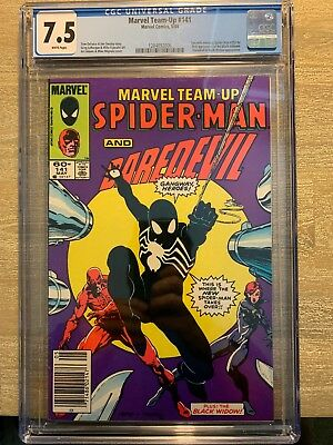 Marvel Team Up 142 - CGC - First Appearance Venom Symbiote