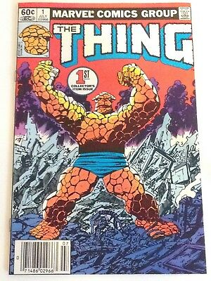 Marvel The Thing 1 Nm
