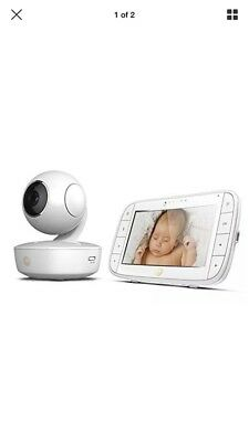 Motorola MBP50 Video Baby Monitor with Large 5-inch Full Colour