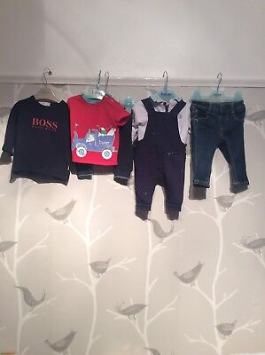 ted baker baby boy 0-3
