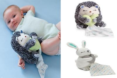 Summer Infant  Baby Heartbeat Soothers - Bunny/ Hedgehog