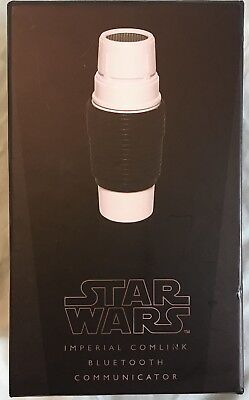 Star Wars Imperial Comlink Bluetooth Communicator Disney Parks USED