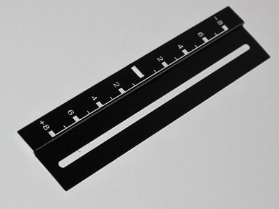Black Technics Pitch Trim Decal  Display 1200 1210 Mk2 M3D Mk4 Mk5 Mk6
