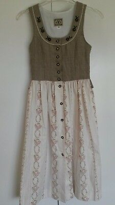 German Girls Turi Landhaus Dirndl Dress Oktoberfest Floral trachten traditional