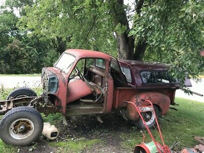 1952 Chevrolet Other Pickups 3600 1952 5 window chevy truck