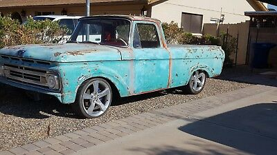 1962 Ford Other Pickups  1962 Ford F100 Unibody shortbed