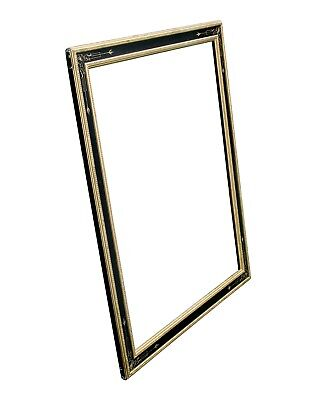 EBONIZED VICTORIAN LARGE Mirror by Herter Brothers #3707 ...