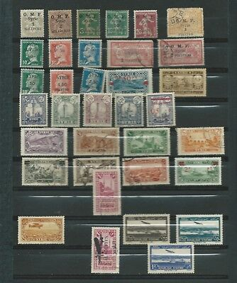 Syria Postage Stamps