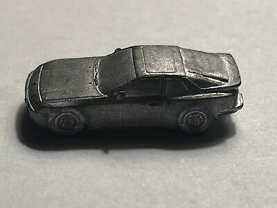Porsche 944 Turbo tiny models- 7 Chicago Autoshow Giveaways from 80's- Very Rare