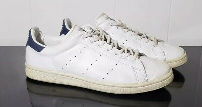0e9535eafbf1b6 Adidas Stan Smith size 9.5 vintage 1996 tennis sneaker authentic og trashed