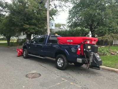2012 Ford F-250 XLT Ford F250 2012 6.7 Diesel - Snow Plow and Salter