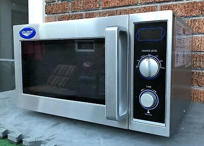 Very Lightly Used Vollrath - 40830 -1000 Watt Commercial Microwave Oven ShipFast