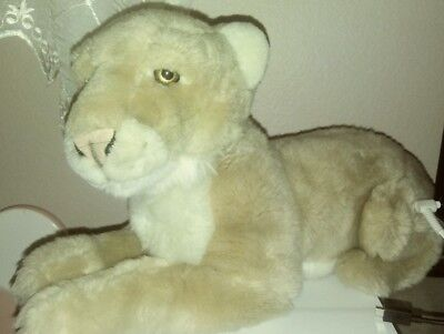 """19"""" Cabin Critters LIONESS Plush Lion Toy"""