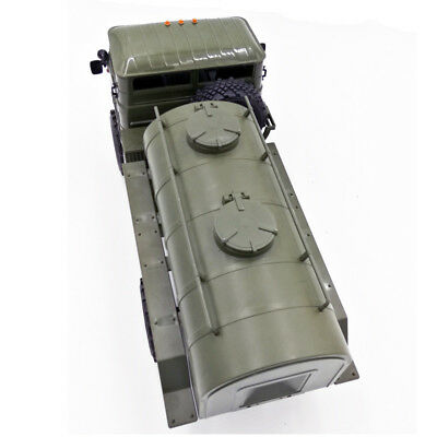 Oil Tank WPL Remote Control Army Green For WPL B24 B16 B36 Military Truck RC Car