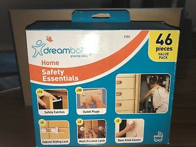 Dream Baby Home Safety Pack Bulk Lot 27 Pieces