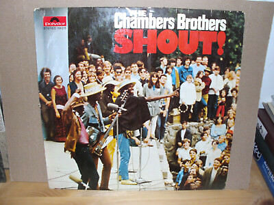 The Chambers Brothers - Shout!  Vinyl-LP
