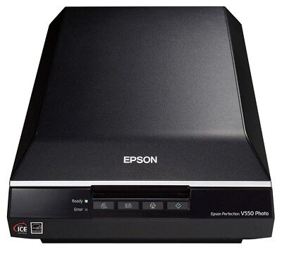 Epson Perfection V550 Flatbed Scanner A4 Photo RPP $449 Brand New Unwanted Gift