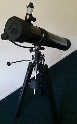 Tasco 302012 telescope D-114 F-900mm Coated Optics