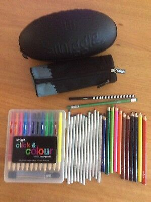 Smiggle Pencil Cases And Pencils