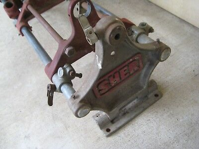 Vintage Old Collectable Quality Sher Shopmate For Sher Drill