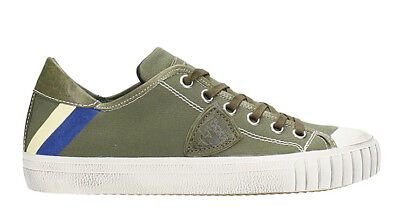Philippe Model Paris Scarpe Uomo Gare Low Top Sneakers Made In Italy  Grlubc06 007af668474