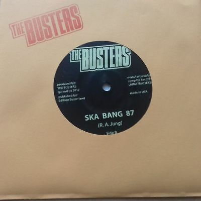 The Busters - Hunky-dory/ SKA Bang 87 EP / Halloween Sale - Punk, Oi!, HC