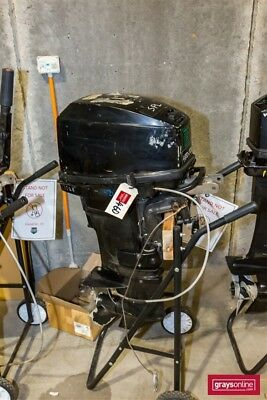Mercury 25HP SeaPro Outboard