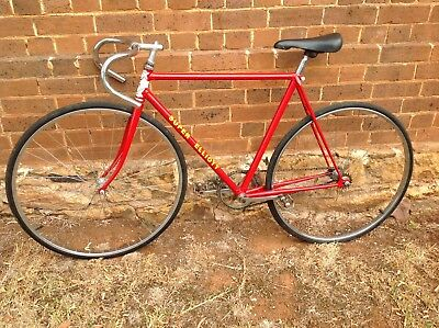 Vintage Super Elliott Track Bicycle