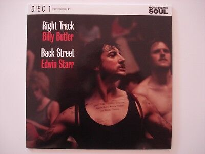 """Northern Soul 7"""" - Billy Butler - Right Track / Edwin Starr - Back Street"""