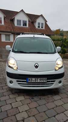 Renault Kangoo  Happy Family Mini-Van - Euro 5