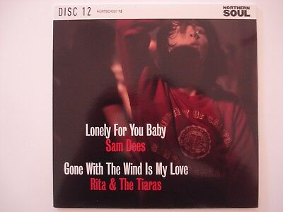 """Northern Soul 7"""" - Sam Dees - Lonely / Rita & The Tiaras - Gone With The Wind"""