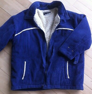 FLEECE JACKET OFF LIMITS  CORDUROY size 8 (combine items & save on postage)
