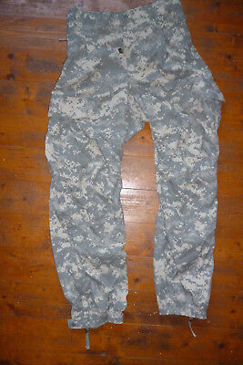 US Army UCP Level 5 Softshell Trousers Cold Weather ECWCS Hose Small Regular