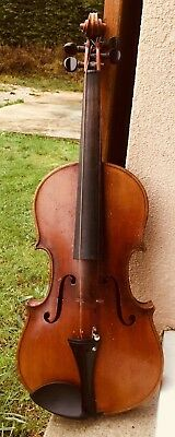 Violon ancien Anonyme 35,8 Anonymous Old Violin