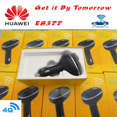 HUAWEI E8377 CarFi In-Car LTE 4G 3G Mobile WIFI Wireless Modem , Caravan Unlock