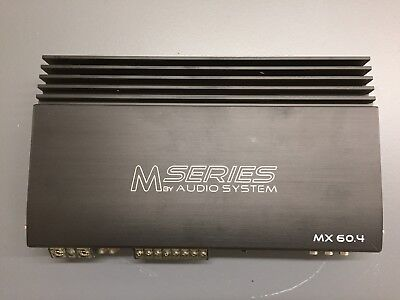 Audio System M Series MX60.4